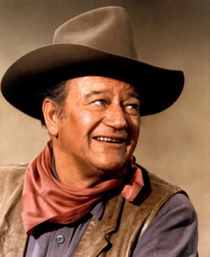 Take a seat like John Wayne……..