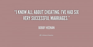 Know Your Cheating Quotes