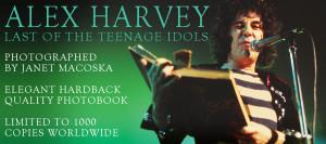 Tribute Alex Harvey Martin