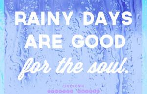 Rain-Quote