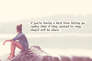 Some Beautiful Collections Of Letting Go Quotes
