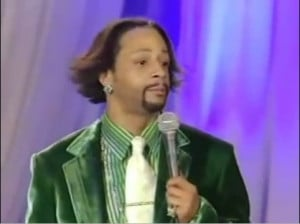 Comedian Katt Williams spoke some truth here.