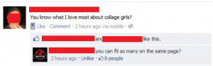 funny Facebook status spelling mistake
