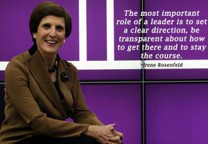 Ursula Burns Quotes On Leadership