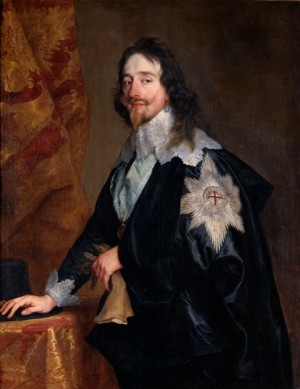 King Charles I' by Anthony van Dyck