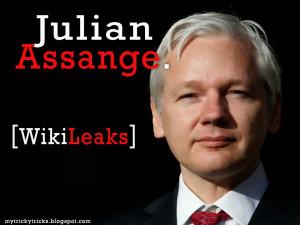 Julian Assange, Wikileaks, quotes