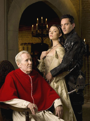 Pope Paul III (Peter O'Toole), King Henry VIII (Jonathan Rhys Meyers ...
