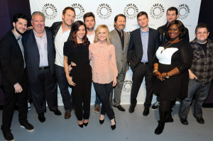 PaleyFest 2014: PARKS AND RECREATION Panel Photos