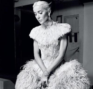 Daphne Guinness - heiress and muse to the late Alexander McQueen