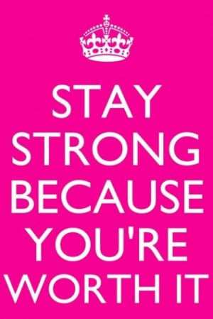 Stay Strong Keep Calm Quotes Pictures, Photos & Quotes