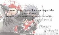 kakashi hatake quotes