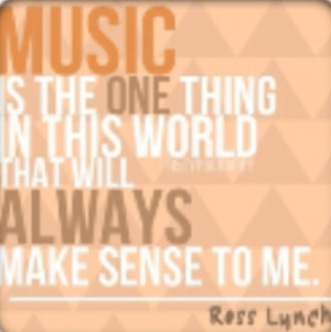 Ross Lynch quotes