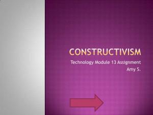 Constructivism ppt