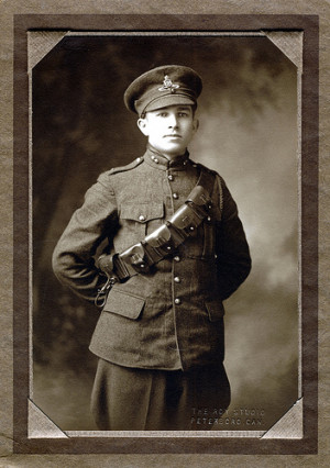 Canada in WW1: A Soldier's Life