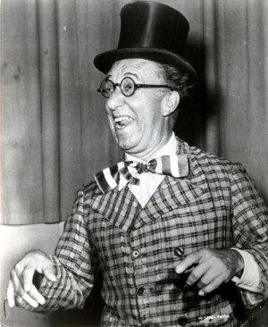 Ed Wynn, voice and model for the Mad Hatter in Disney's Alice in ...