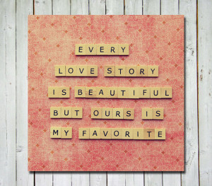 think this idea is so cute, either paint a canvas and add a quote in ...