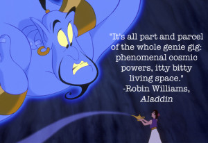 Robin Williams movie quotes that will live on forever