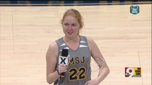 Lauren Hill fulfills college basketball dream while inspiring others