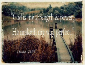 God is the most powerful!!!!!