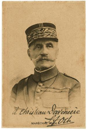 Ferdinand Foch Foto