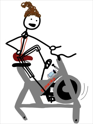 Displaying 19> Images For - Funny Spin Class Quotes...