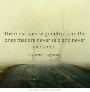 Really sad love quotes pain i love you goodbyes 2