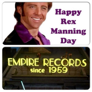 Happy Rex Manning Day to THE REX MANNING... @maxcaulfield
