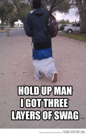 Funny photos funny swag pants black guy