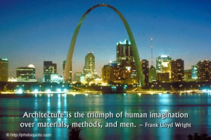 Sayings, Quotes: Frank Lloyd Wright