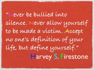 Dance. Don't Bully!