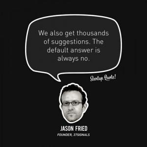 Jason Fried, Founder, 37Signals