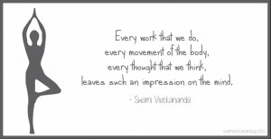 Swami Vivekananda Life Quotes on Impressions on the Mind