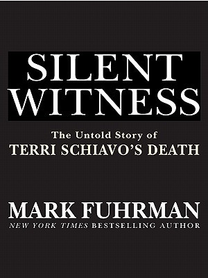 "Start by marking ""Silent Witness"" as Want to Read:"