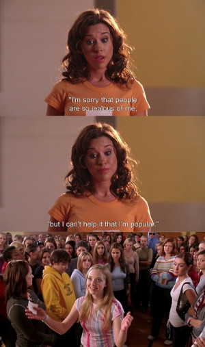 ... Help Being Popular As Karen Smith Is Ready To Catch Her In Mean Girls