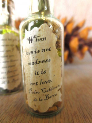 Madness.... Message in a Bottle Message Inspirational Quote Message ...