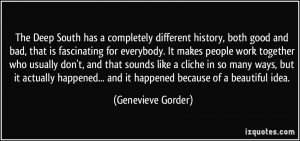 More Genevieve Gorder Quotes