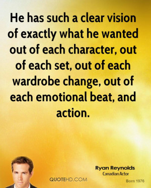 Ryan Reynolds Quotes