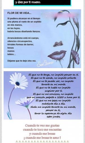 Poemas y Frases Romanticas - screenshot
