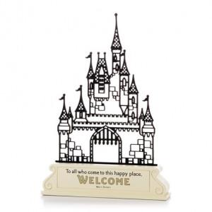 Disneyland Castle from Hallmark