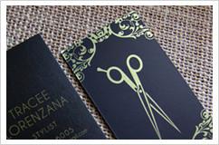 Hair Stylist Business Card Quotes Hair stylist business card