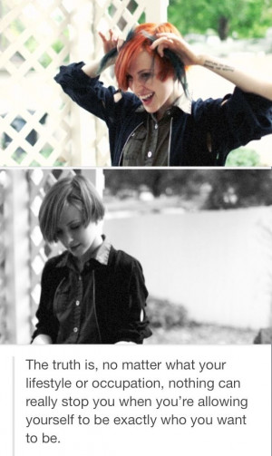 Hayley Williams | quote
