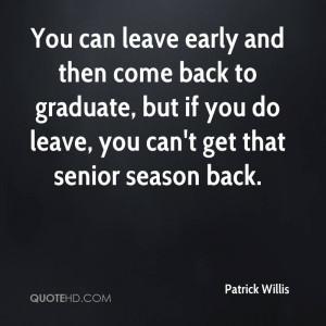 Patrick Willis Quotes