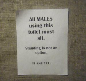 funny bathroom quotes