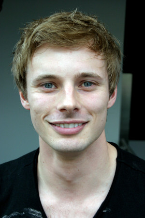 Merlin on BBC Bradley James
