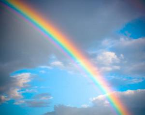 The Rainbow Of God's Grace!
