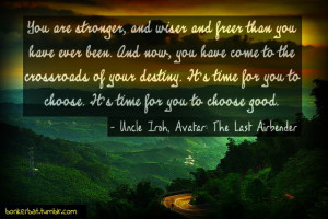 Uncle Iroh, Avatar: The Last Airbender from one of my favorite ...