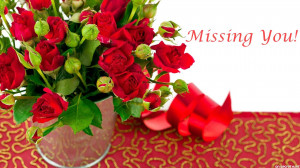 ... red rose wallpaper with love quotes missing you for free here by click