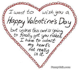 want to wish you a Happy Valentine's Day