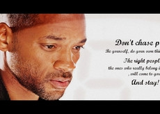 Home > People > Actors > quotes knowledge actors will smith ...