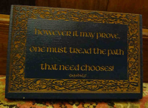 Gandalf Quotes From The Hobbit